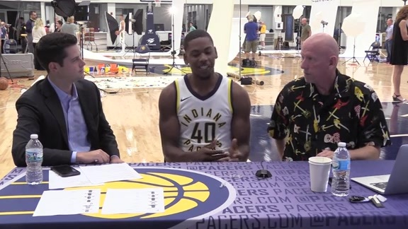 Media Day 2017: Glenn Robinson III