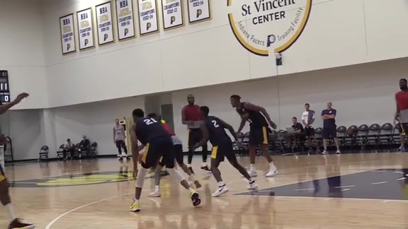 Training Camp 2017: Day 1 Highlights