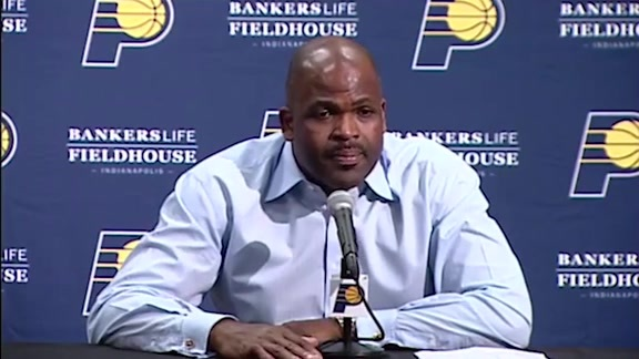 Postgame: Coach McMillan Press Conference - October 10, 2017
