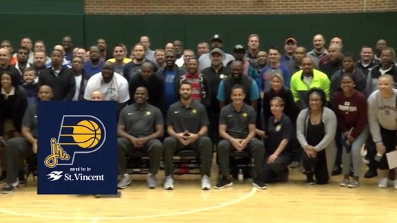 2017 Jr. NBA Coaches Clinic