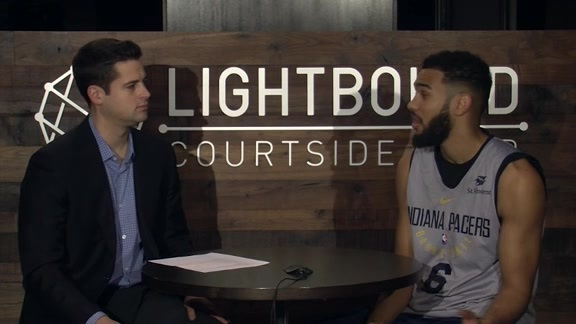 Blue and Gold Breakdown: Cory Joseph