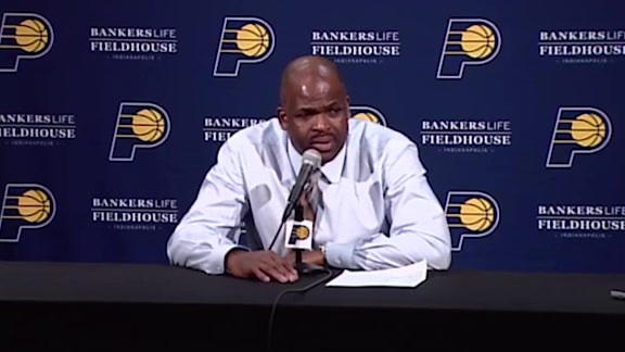 Postgame: Coach McMillan Press Conference - October 20, 2017