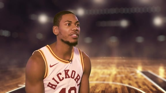 What Hickory Means to Glenn Robinson III