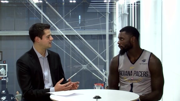 Blue-and-Gold Breakdown: Lance Stephenson on Winning Streak, Giving Thanks to Pacers