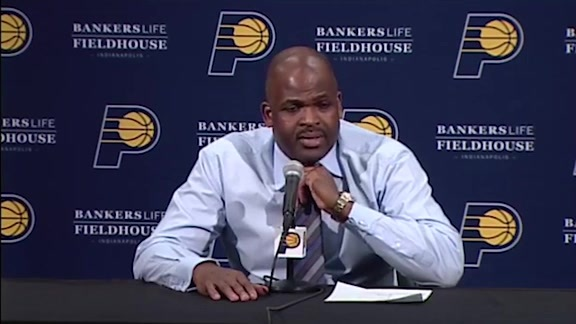 Postgame: Coach McMillan Press Conference - Nov. 24, 2017
