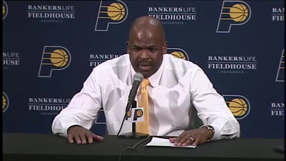 Postgame: McMillan Press Conference - Dec. 13, 2017