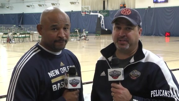 Pelicans Afternoon Wrap for Friday, Oct. 2