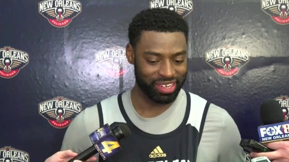 Tyreke Evans: 'I'm good to go'