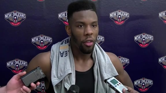 Norris Cole talks about playing up-tempo basketball