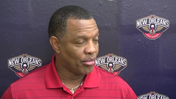 Coach Alvin Gentry: 'The next guy has to step up'