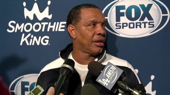 Pelicans-Clippers postgame: Coach Alvin Gentry 11-27-2015