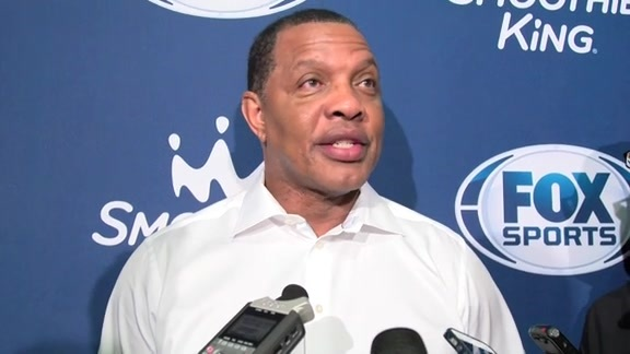 Pelicans-Jazz Pregame: Head Coach Alvin Gentry 11-28-15