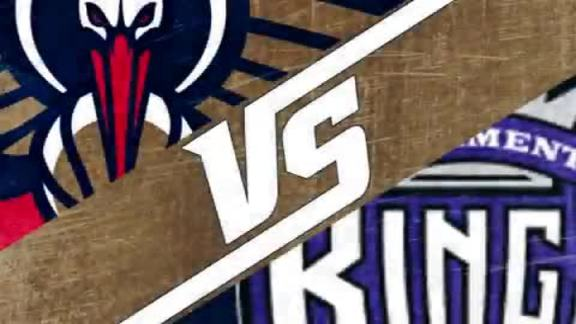 Highlights from the Pelicans' 114-105 victory over the Kings: 1-28-16