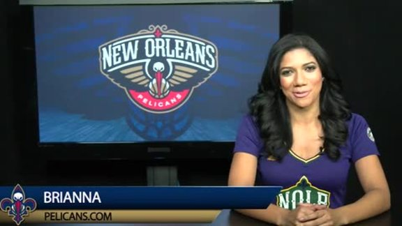 Pelicans Planner for Tuesday, Feb. 9
