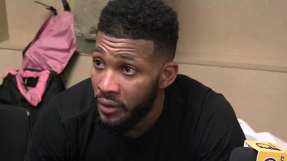 Pelicans-Pacers Postgame: Alonzo Gee 3-24-16