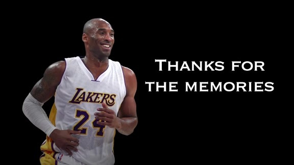 Thanks for the Memories: Pelicans tribute to Kobe Bryant