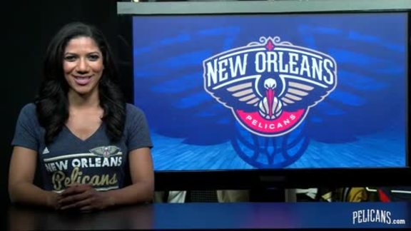 Pelicans Planner for Tuesday, April 12