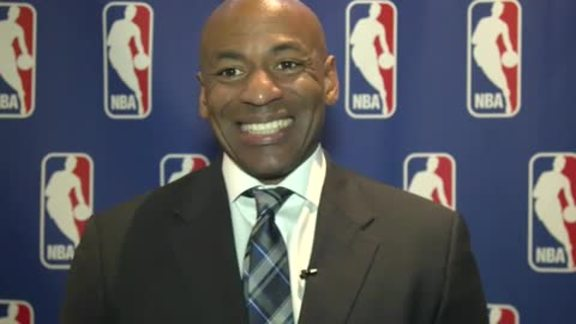 Dell Demps previews the 2016 NBA Lottery