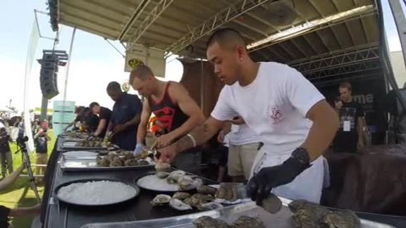 New Orleans Oyster Festival 2016