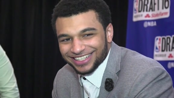 NBA Draft 2016: Jamal Murray talks about his visit to New Orleans