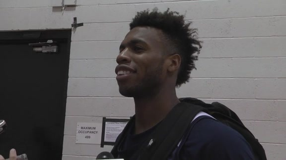 Summer League Practice: Buddy Hield 7-9-16