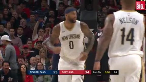 Western Conference Player of the Week: DeMarcus Cousins