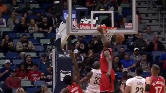 Cunningham Goes Up and Under