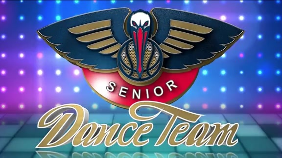 Pelicans Senior Dance Team Performance 11/15/17