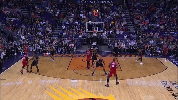 Jrue Holiday gets 18 points vs Suns