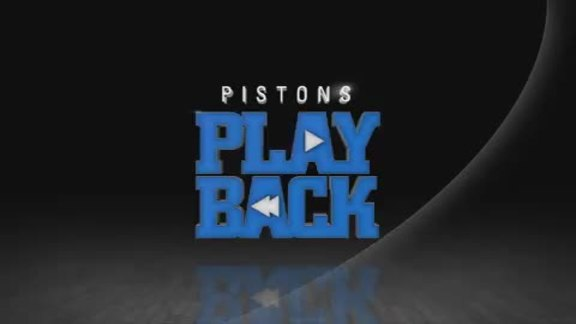 Pistons Playback: Open Practice