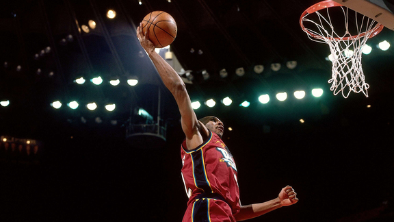 Unforgettable Moments, presented by Milosch: Stackhouse's 57