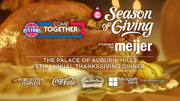 Come Together Chronicles: Thanksgiving Dinner