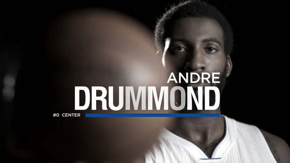 Player Profile: Andre Drummond