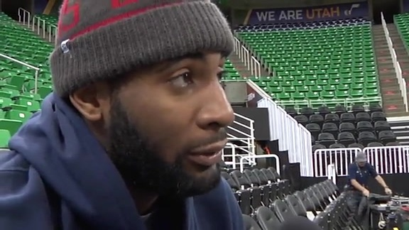 #Trending: Andre Drummond Talks Pistons Defense