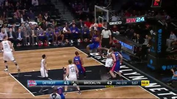Pistons Playback, presented by Comcast Spotlight: Pistons at Nets