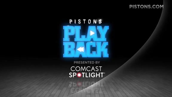 Pistons Playback, presented by Comcast Spotlight: Pistons vs. Raptors