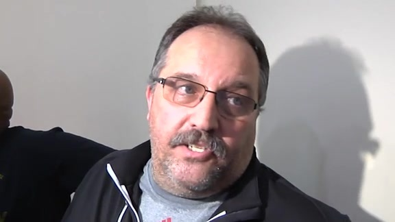 #Trending: SVG on Mental Prep for Game 1
