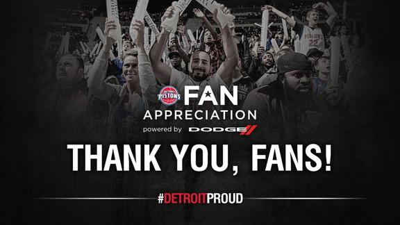 Fandemonium: Fan Appreciation Night 2016