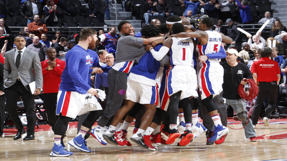 Pistons Hits: Top 2015-16 Plays