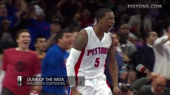 Dunk of the Week: April 25, 2016