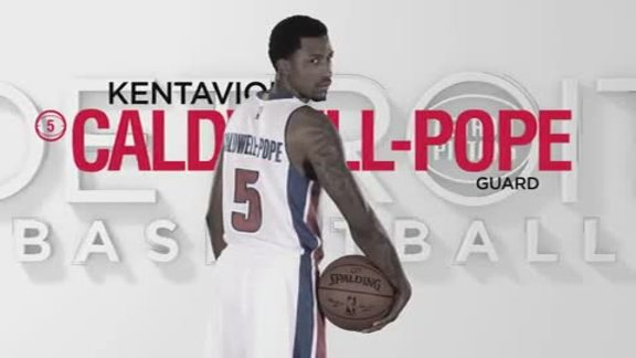 2015-16 Profile: Kentavious Caldwell-Pope