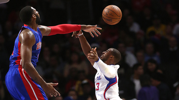 Pistons Hits: 2015-16 Top 10 Blocks of the Year