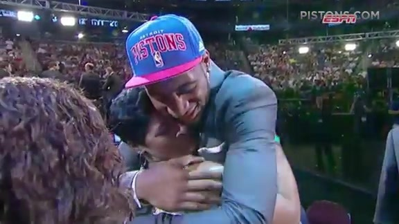 Happy Mother's Day from the Pistons!
