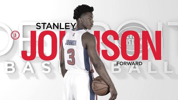 2015-16 Piston Profile: Stanley Johnson