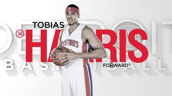 2015-16 Piston Profile: Tobias Harris