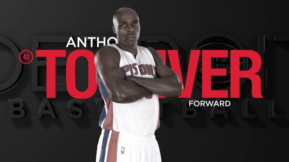 2015-16 Piston Profile: Anthony Tolliver