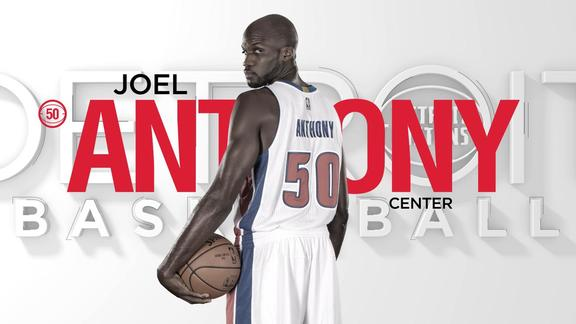 2015-16 Piston Profile: Joel Anthony