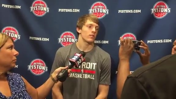 Draft Workouts: Ron Baker