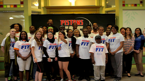 Come Together: Live Well with Pistons Fit