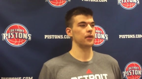 Draft Workouts: Ivica Zubac